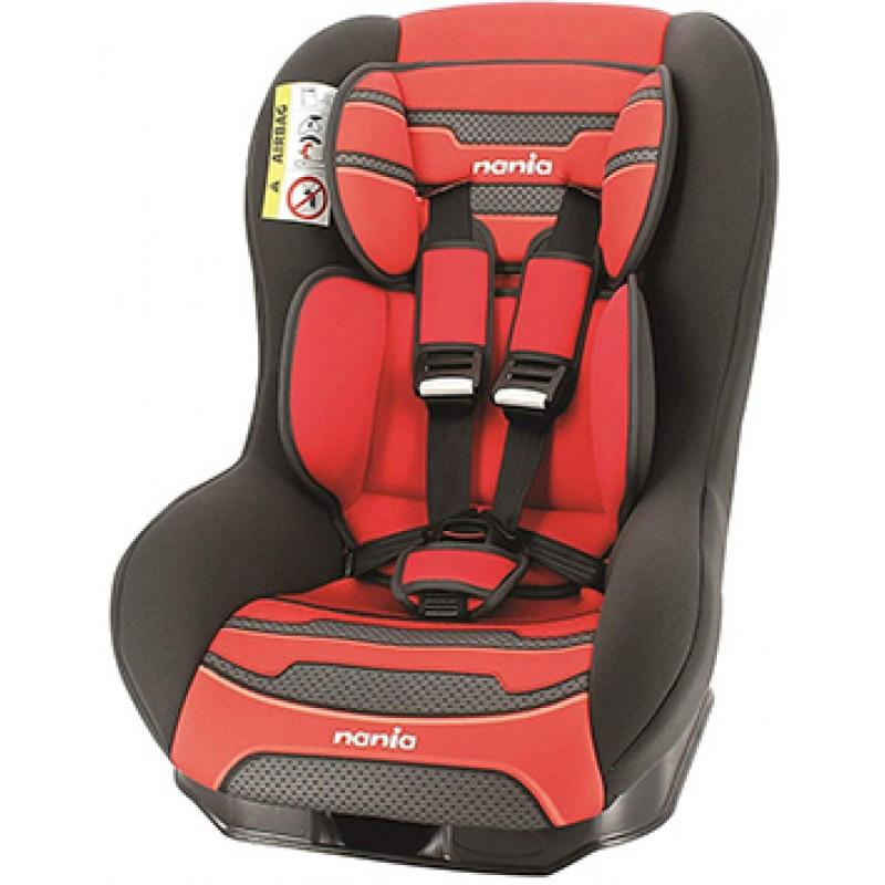 Nania Kindersitz Driver Red