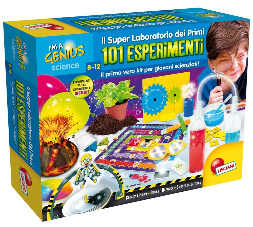 Il super Laboratorio dei primi 101 Esperimenti