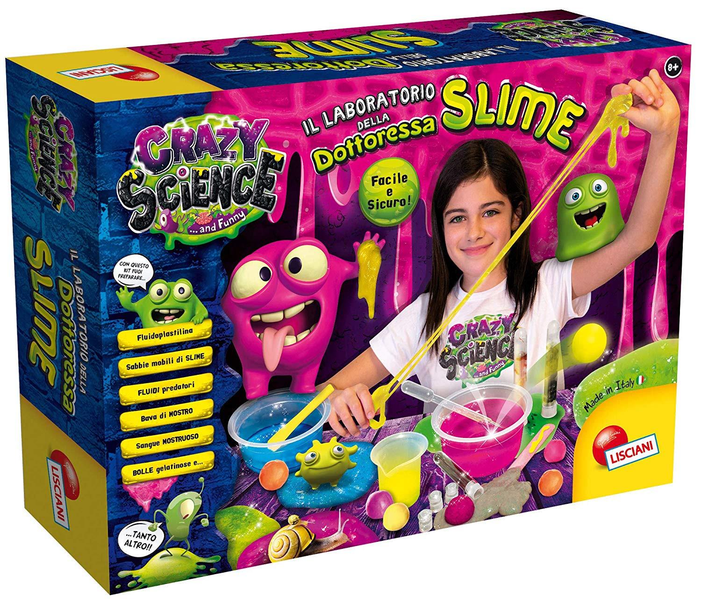 Laboratorio della Dottoressa Slime
