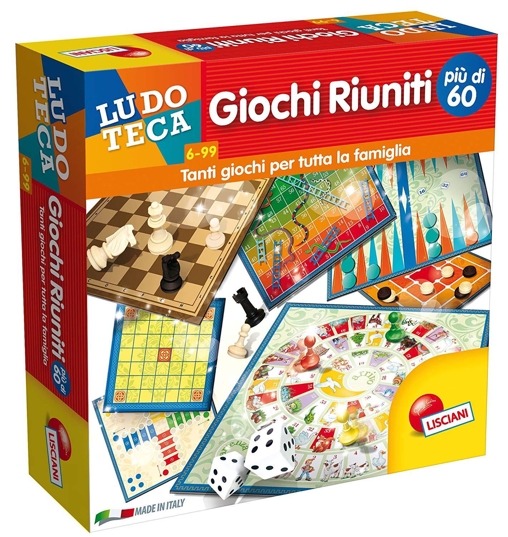 Giochi Riuniti - Più di 60 Giochi