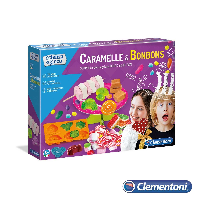 Caramelle e Bonbon Clementoni