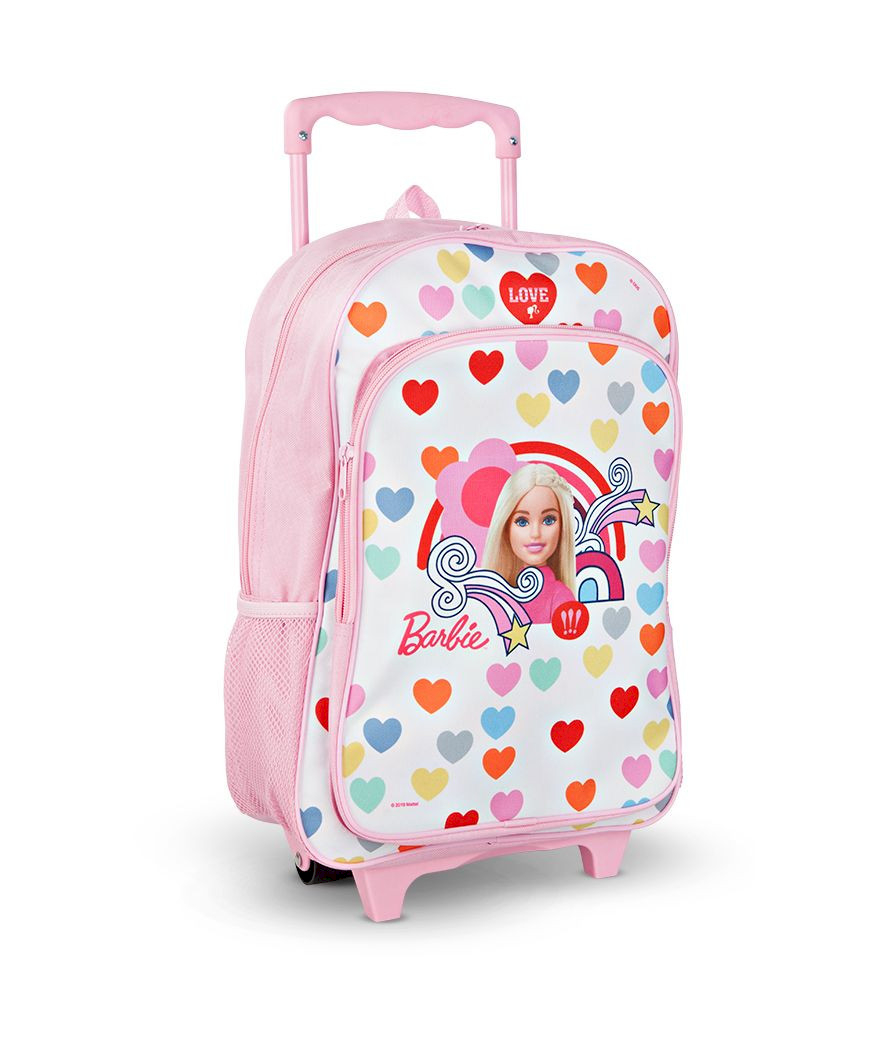 Valise Trolley Barbie