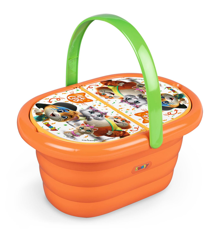 44 Cats Picknick-Korb