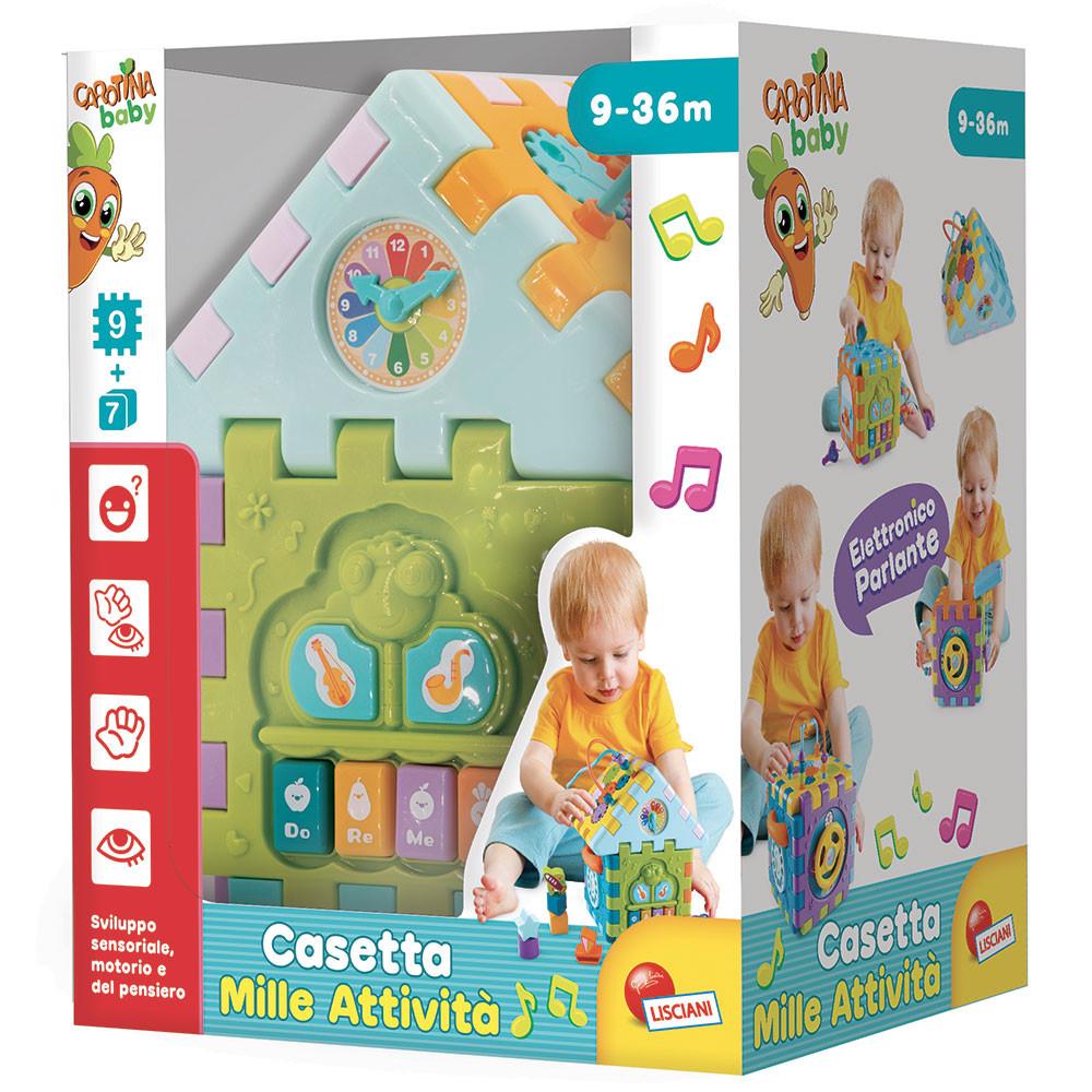 Baby Casetta Mille Attività