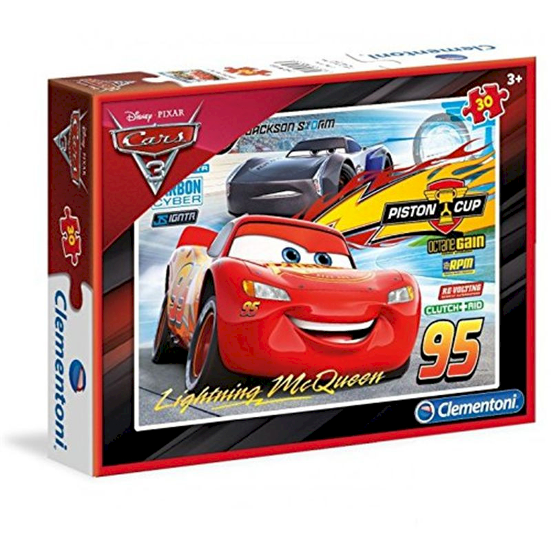 Puzzle Clementoni Cars 3