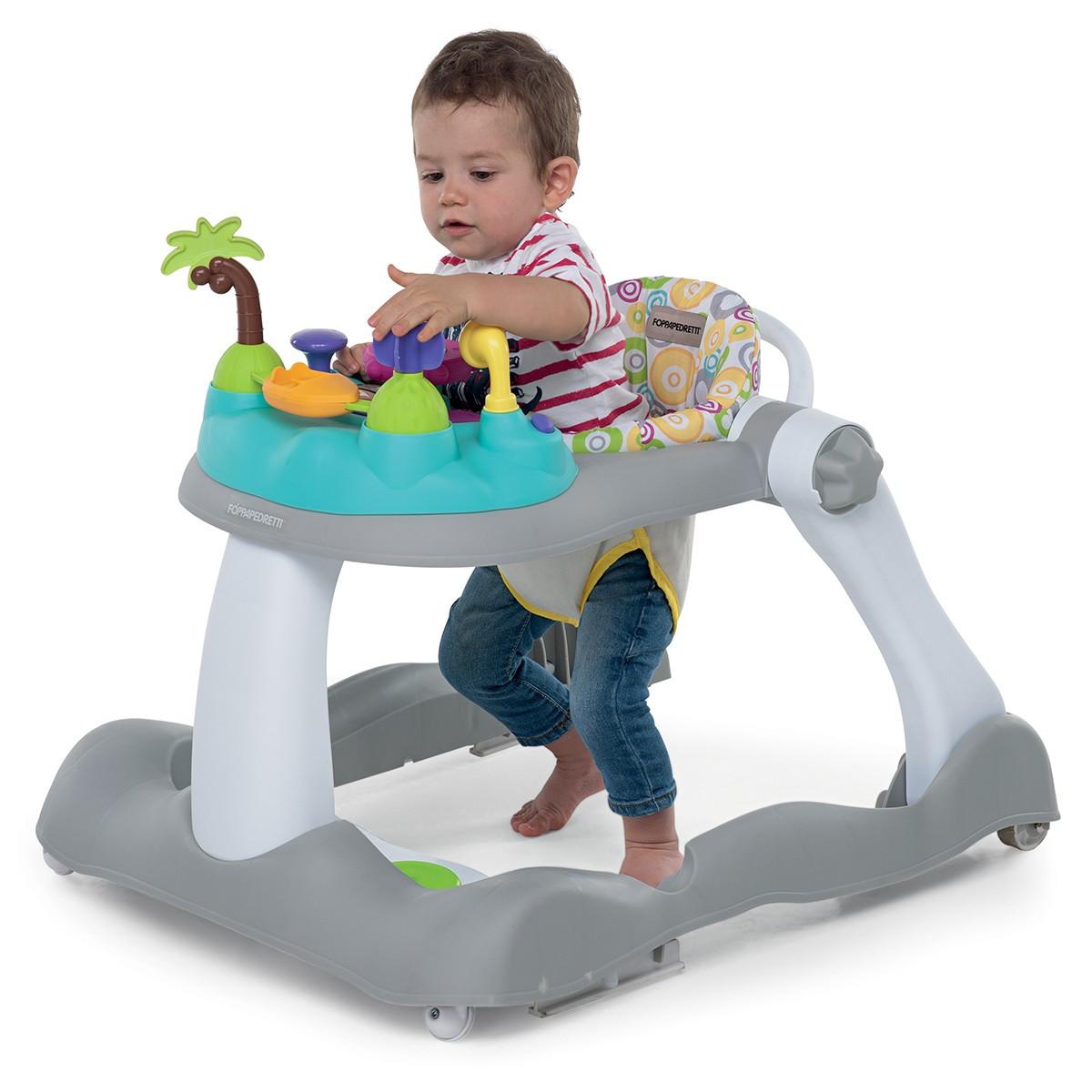 Foppapedretti Trotteur Baby Pilot