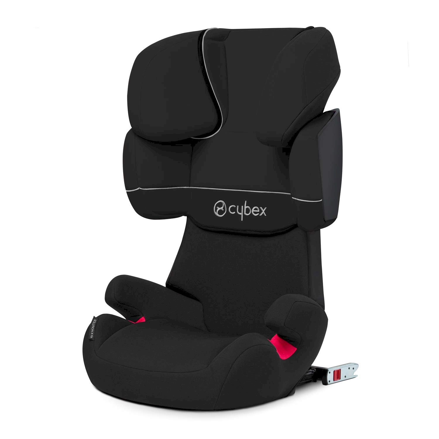Cybex Solution X-Fix Black Pure