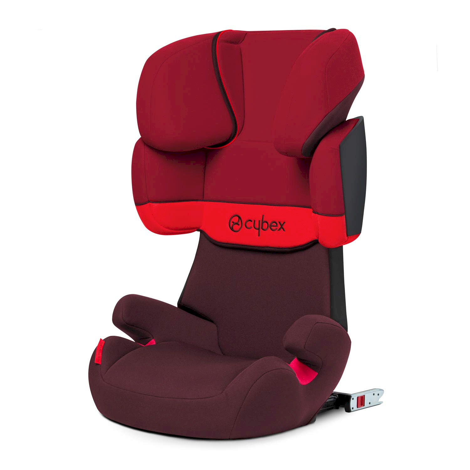 Cybex Solution X-Fix Rumba Red/Red