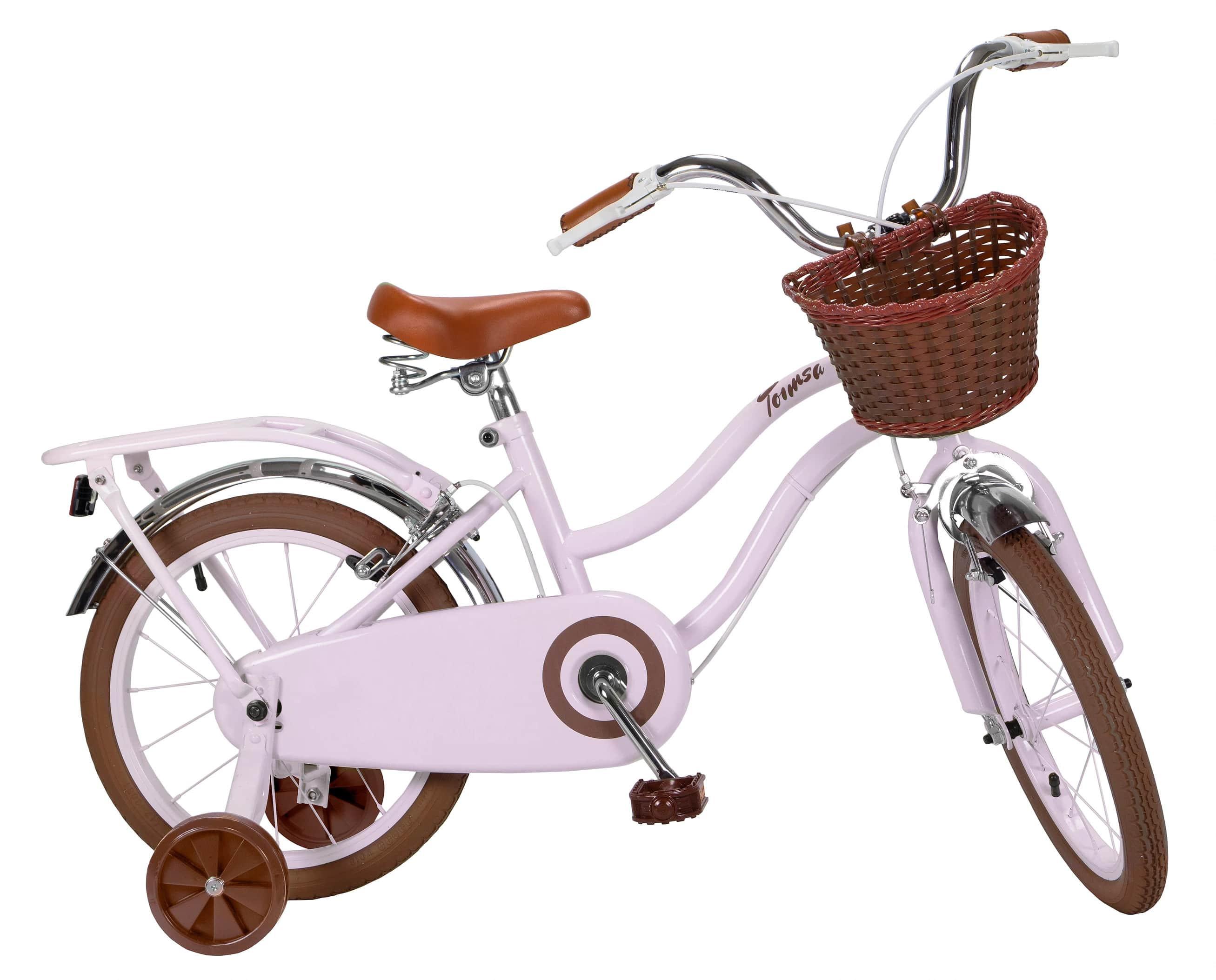 Bicicletta Vintage 16 Rosa