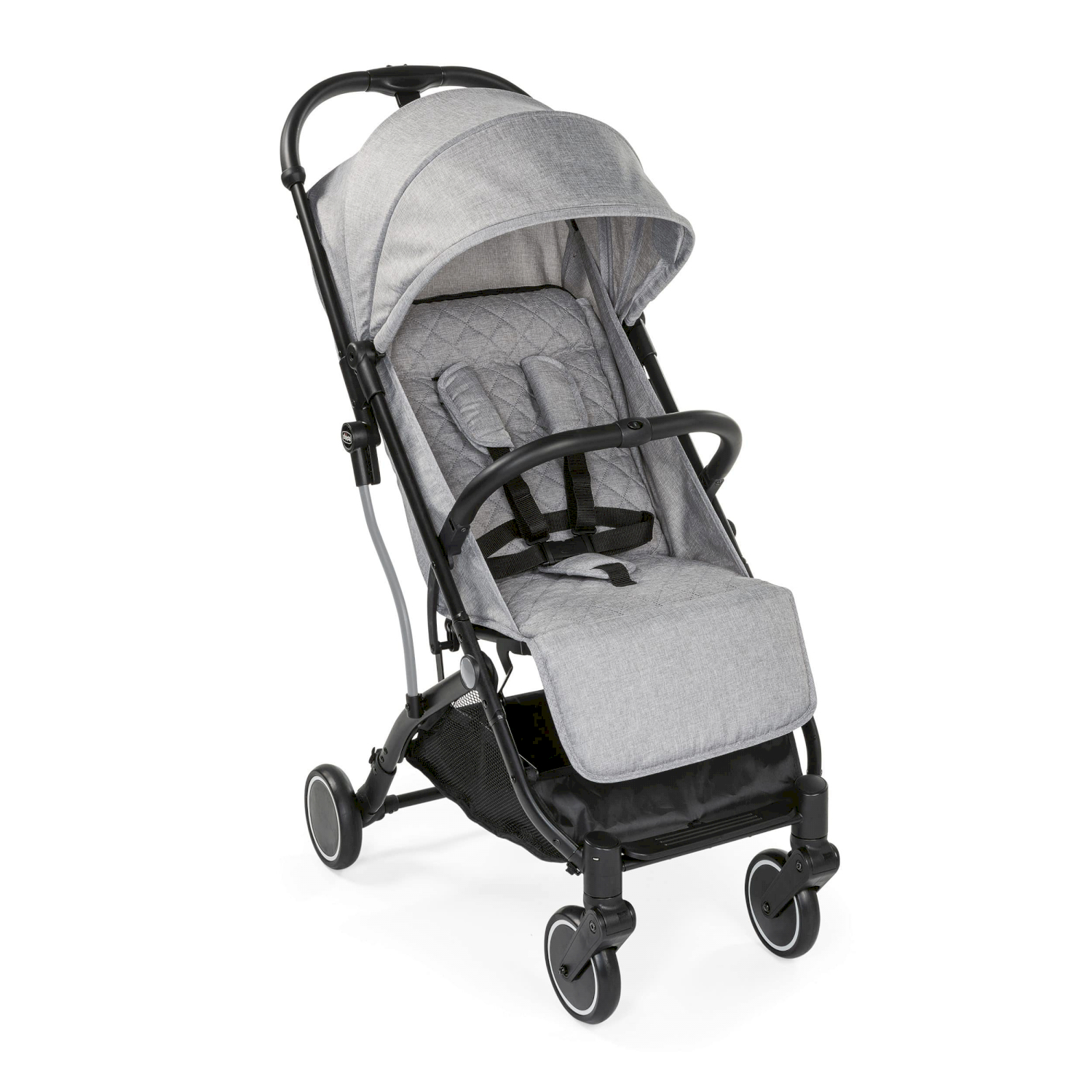Passeggino Chicco TROLLeyme Light Grey
