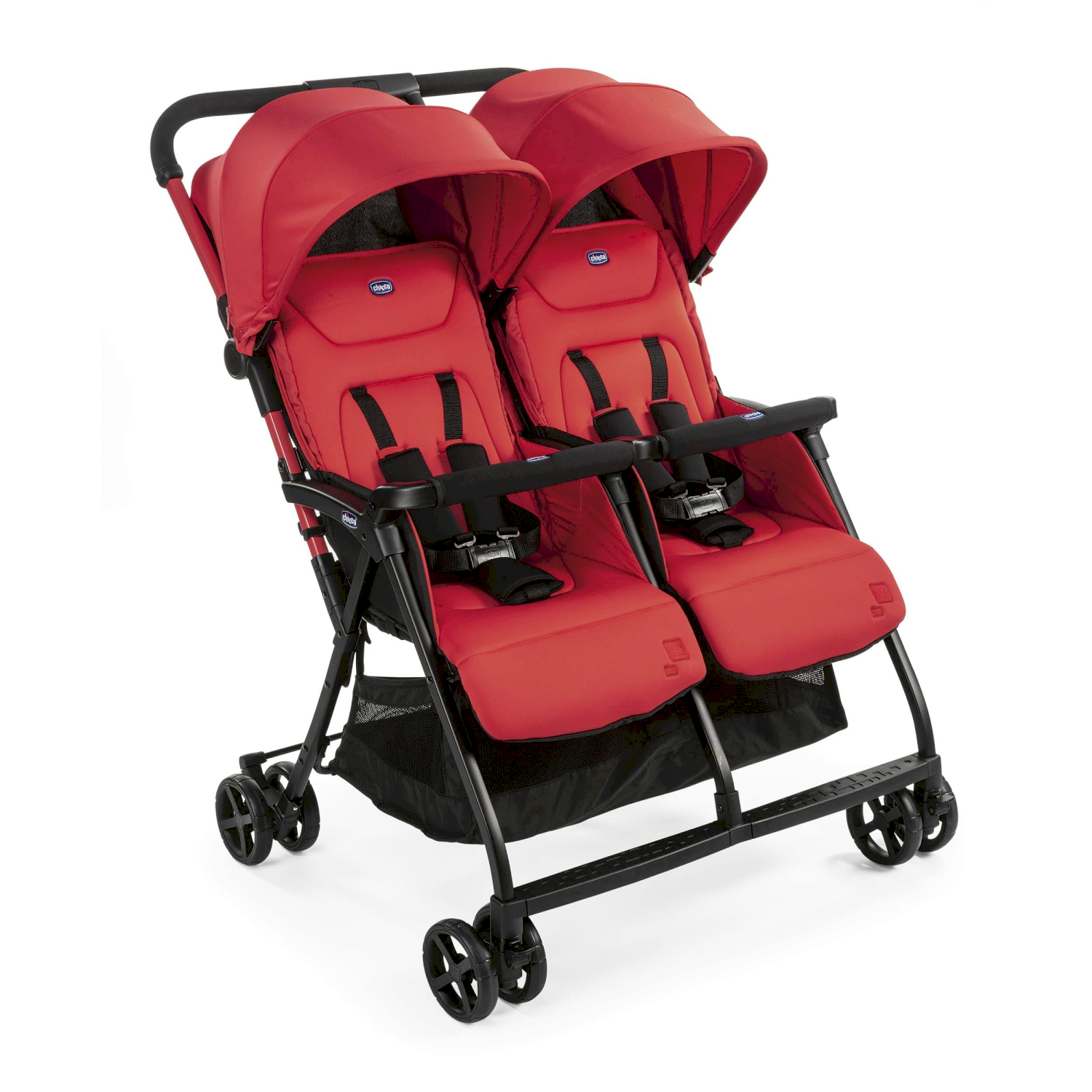 Chicco Kinderwagen Ohlala Twin Paprika