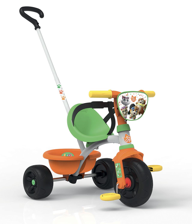 Triciclo Be Move 44 Gatti