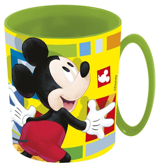 Tasse à Micro-ondes pour Enfants Mickey Mouse