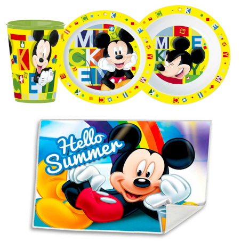 Juego de Mesa Disney Mickey Mouse
