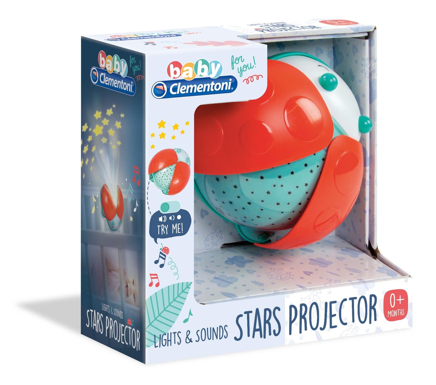 Clementoni Projecteur Coccinelle