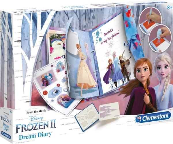 Diario dei Sogni Frozen II