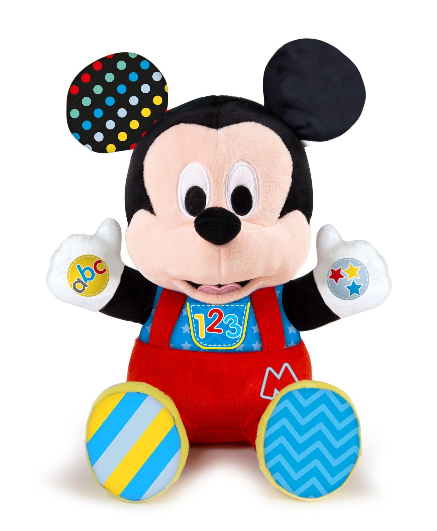 Baby Mickey Gioca e Impara Clementoni