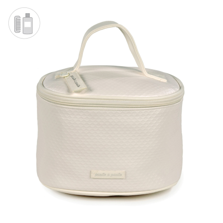 Pasito a Pasito Vanity-Case New Cotton Beige