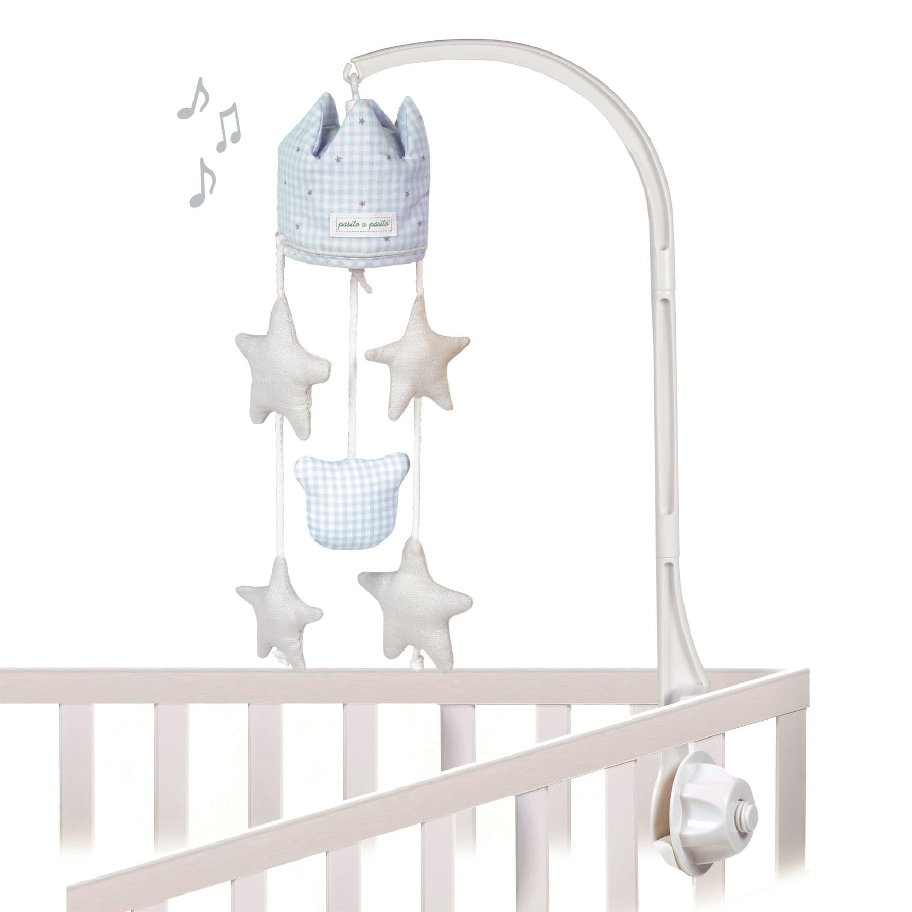 Pasito a Pasito Babymobile Petite Etoile Blau