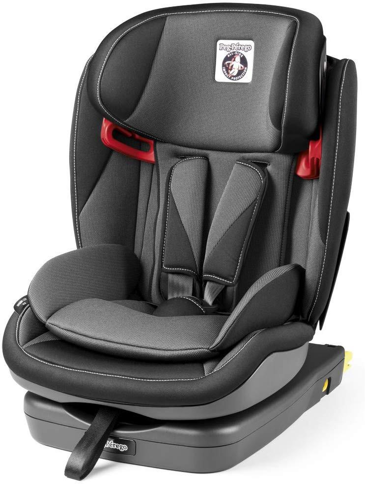 Peg Perego Kindersitz Viaggio 1-2-3 Via Cristal Black
