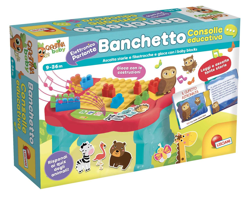 Banchetto Elettronico - Console Educativa