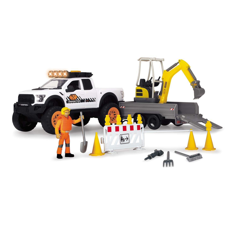Playlife-Road Construction Set
