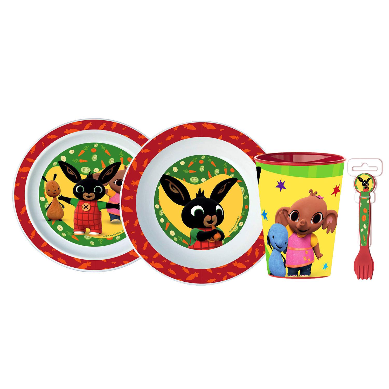 Disney Geschirr-Set Bing