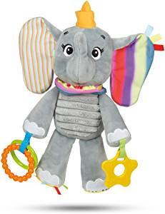 Peluche Dumbo Clementoni