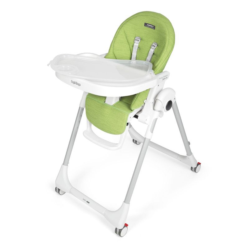 Chaise Haute Prima Pappa Follow Me Wonder Green