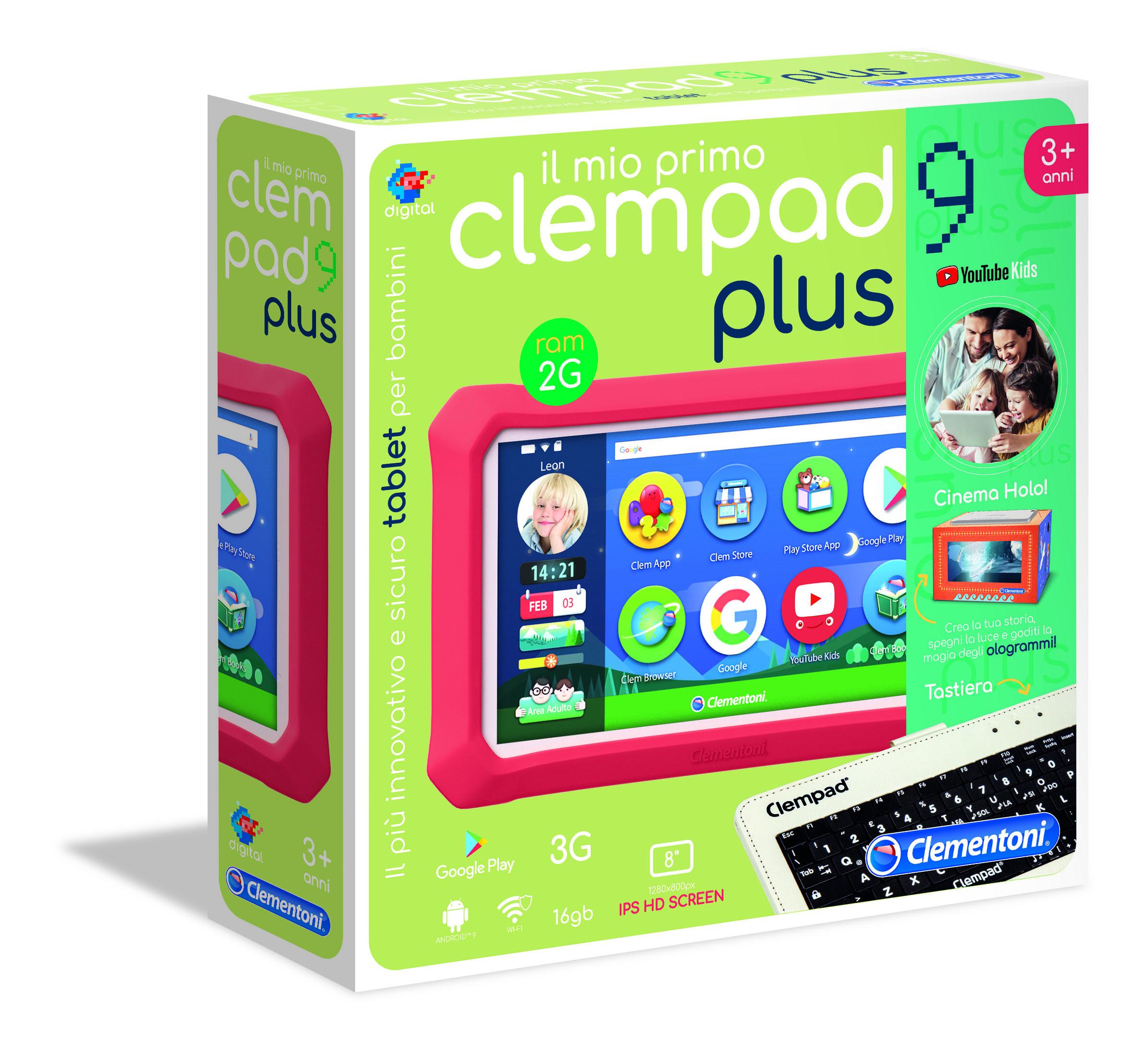 Il mio Primo Clempad 9.0 Plus