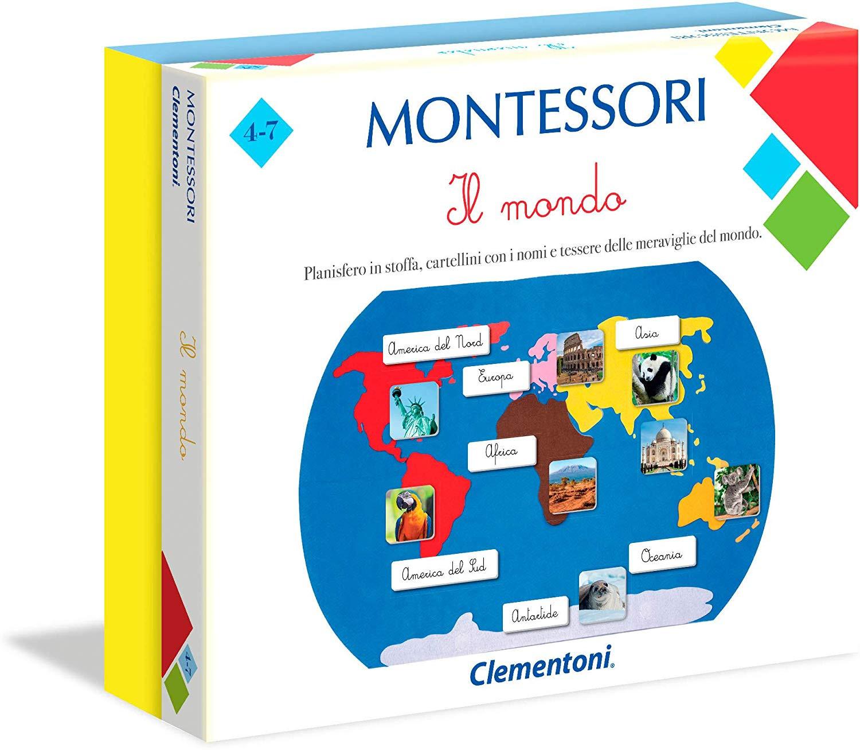Il Mondo Montessori Clementoni