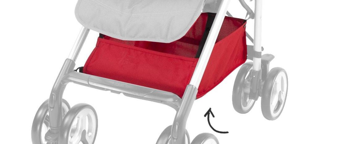 Chicco Sprint Einkaufskorb Red