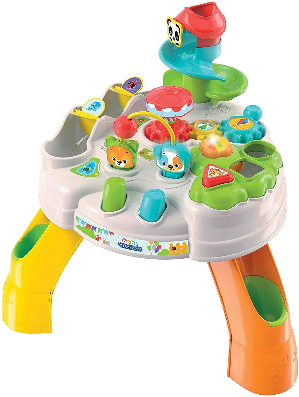Clementoni Spieltisch mit Tieren
