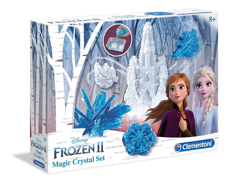 Frozen 2-Magic Crystal Set Clementoni