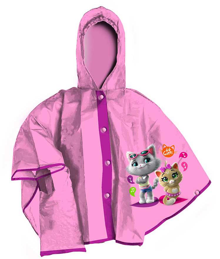 Mantellina Pioggia di 44 Gatti - M