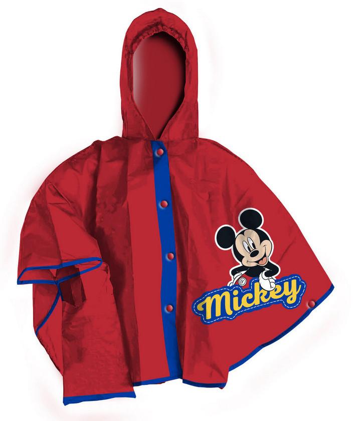 Poncho de Pluie Mickey Mouse S