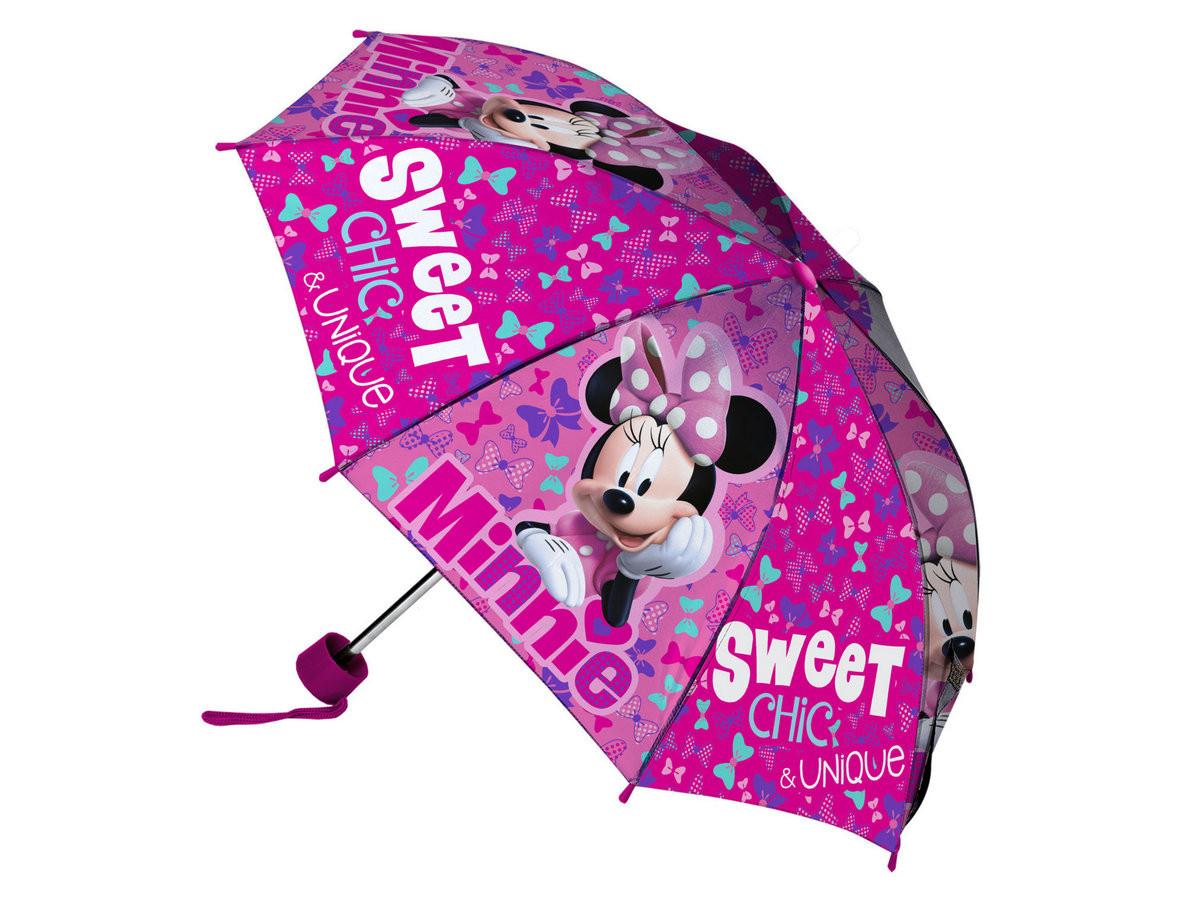 Paraguas Plegable Minnie Disney