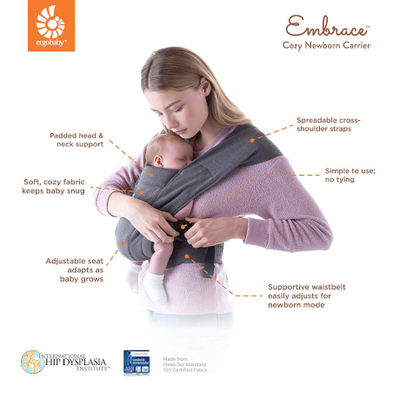 Marsupio Ergobaby Embrace