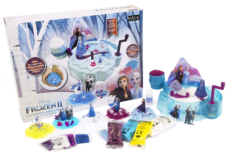 La fabbrica della Neve di Frozen 2