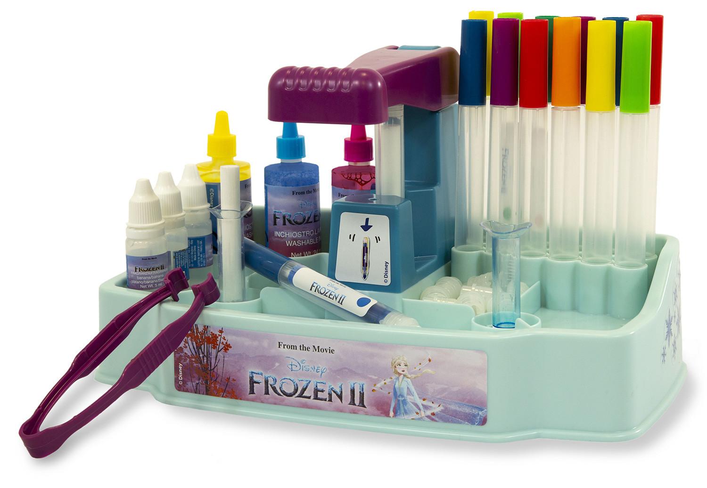 La fabbrica dei pennarelli profumati di Frozen 2