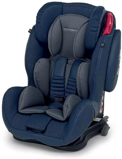 Foppapedretti Kindersitz Isodinamyk Grey