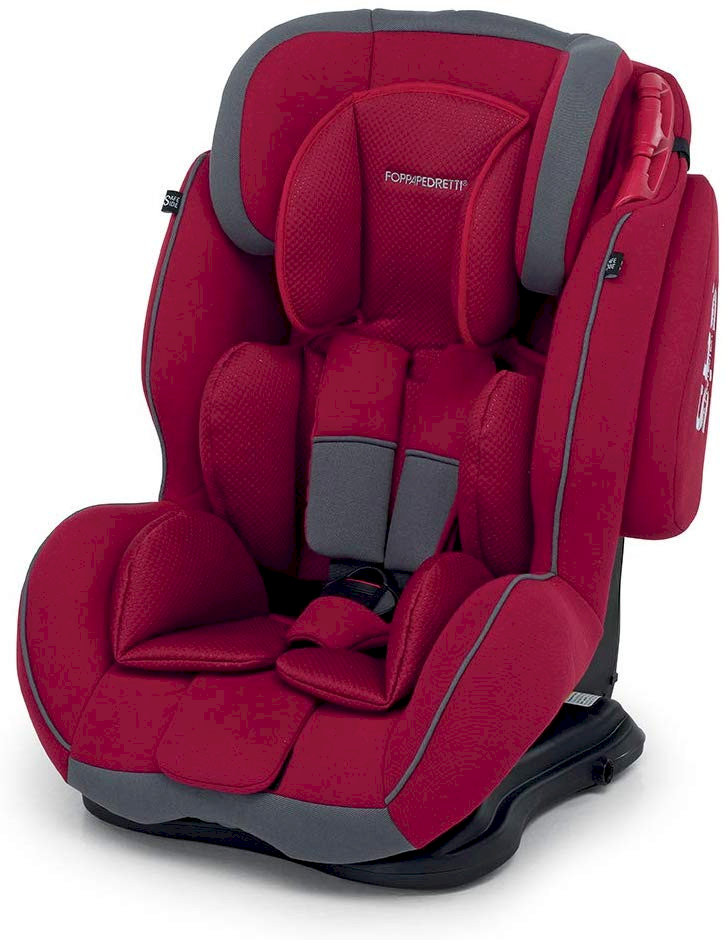 Foppapedretti Kindersitz Dinamyk Red