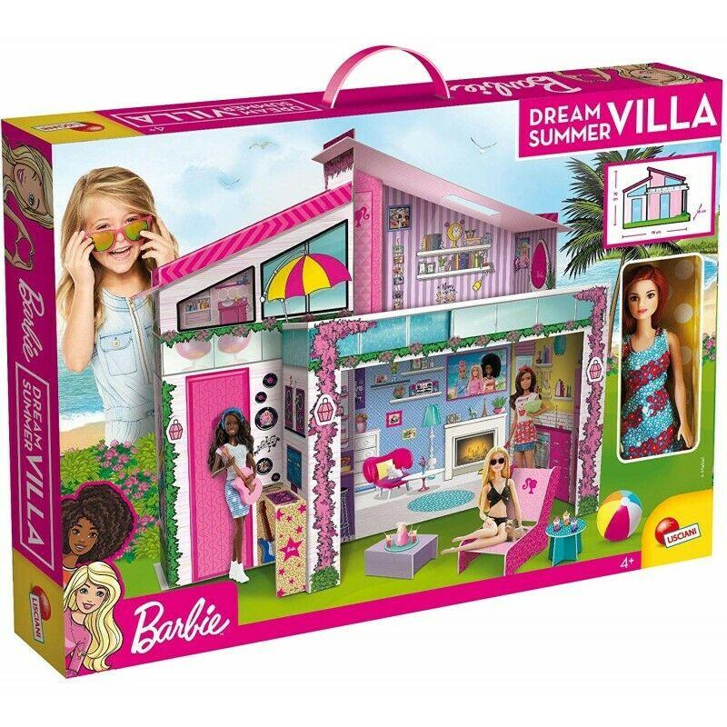 Villa Summer Malibù Barbie