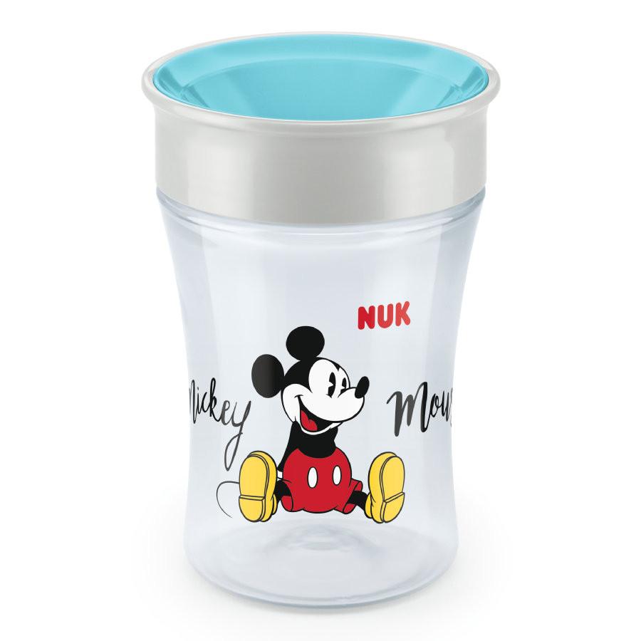 Nuk Tasse Magic Cup - Mickey Mouse Bleu
