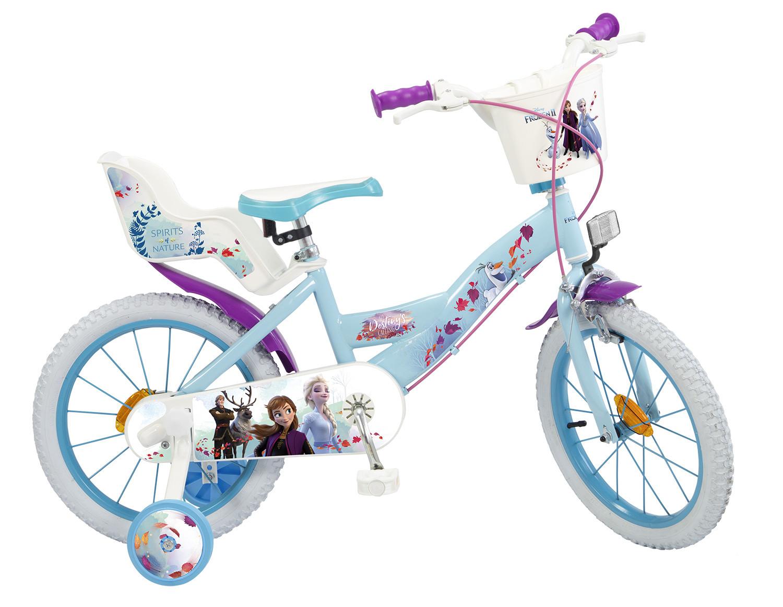 Bicicletta Frozen 16