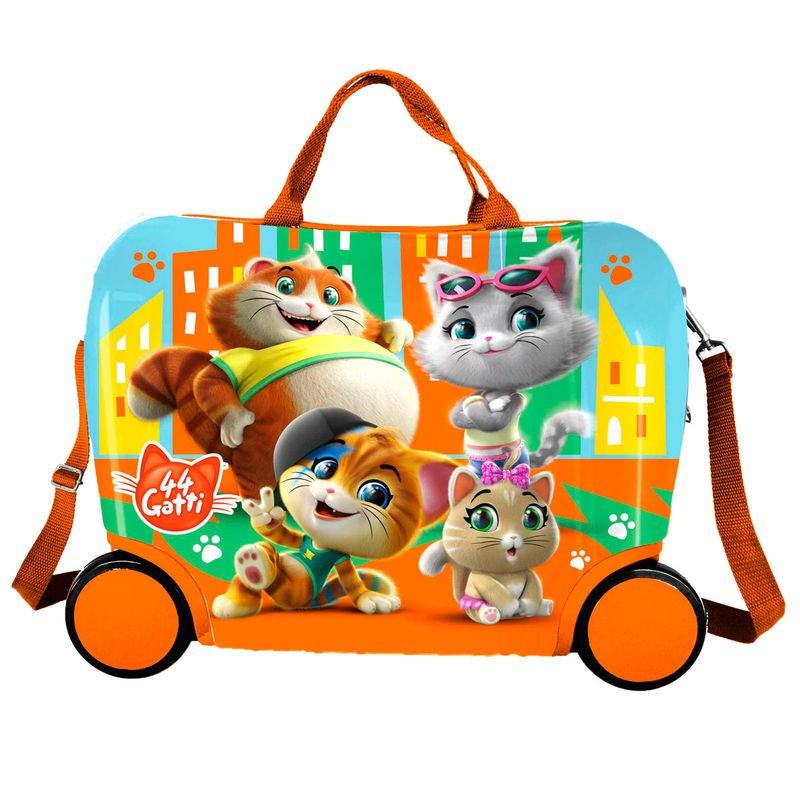 44 Katze Kinderkoffer