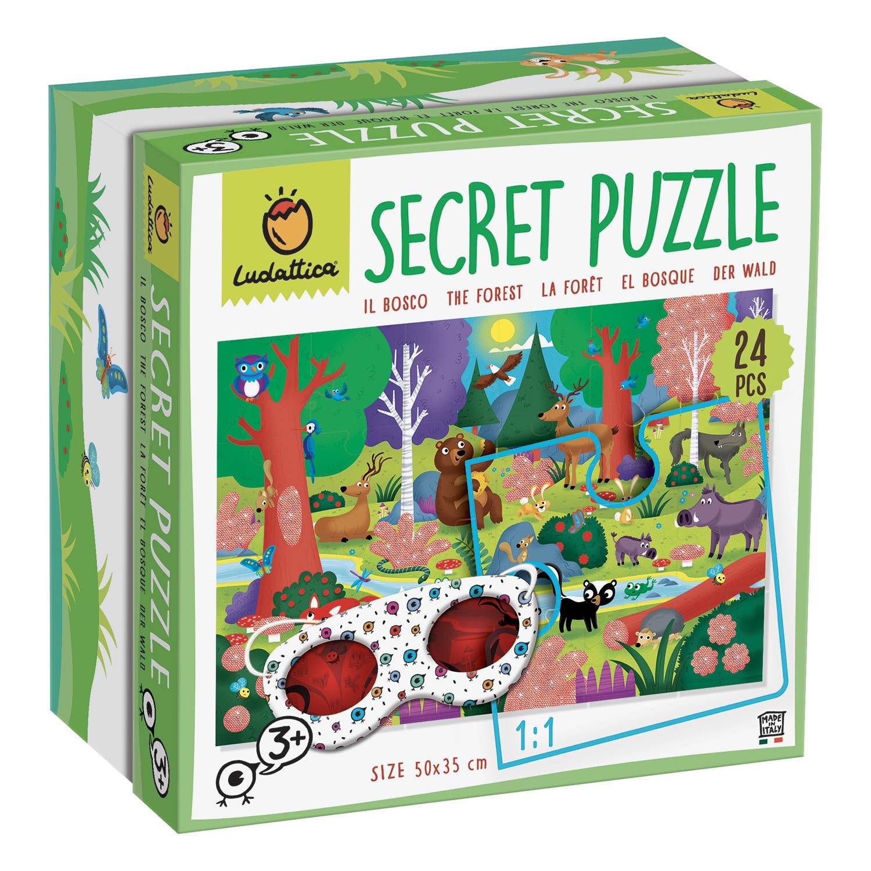 Il Bosco - Puzzle Segreto