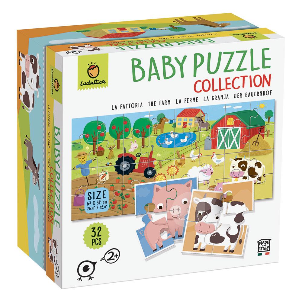 La Fattoria - Baby Puzzle