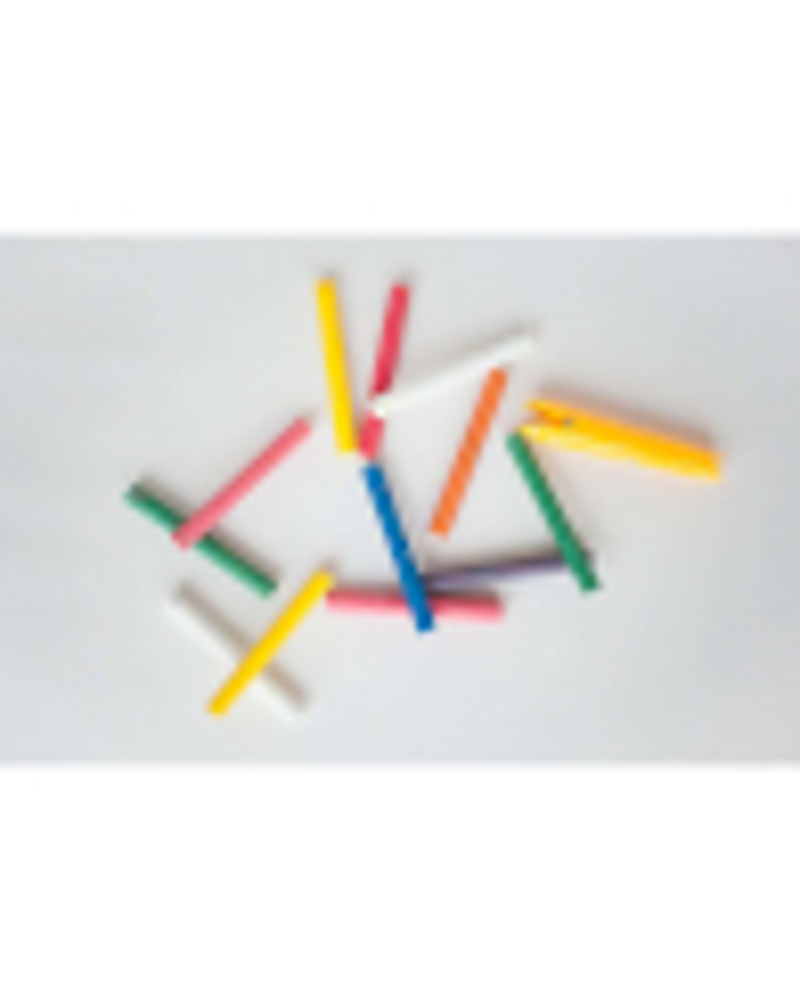 Craies Zéro Poussière Multicolor