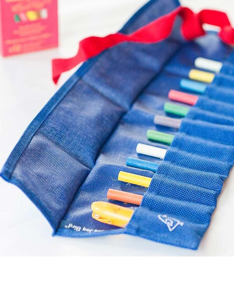 Cinturón para Tizas Azul